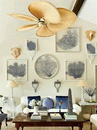 Rattan Ceiling Fans With Lights by Ceiling Awesome Palm Ceiling Fan With Light Palm Ceiling Fan