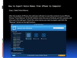 How to Send Out iPhone Voice Memos