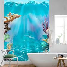 fototapeten für das badezimmer webwandtattoo