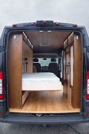 Murphy Bed For A Van
