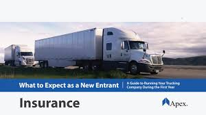 How To Get Commercial Trucking Insurance For A New Trucking Company ...