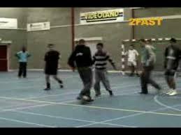 technique de foot en salle فن الكرة الخماسية techniques de football en salle