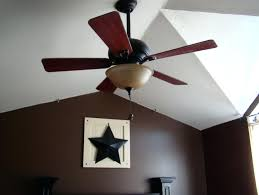 Sloped Ceiling Adapter For Ceiling Fan by Guide On How To Install Ceiling Fan On Vaulted Ceiling Warisan