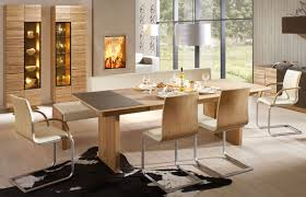voglauer v montana neu esszimmer tischgruppe kernbuche massiv top tisch stuhl