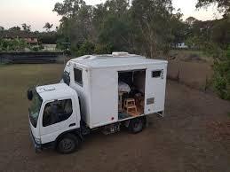 100 Box Truck Camper Christine Junge On Twitter Truck Camper Vanlife Taken From