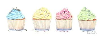 Cupcake drawing cover fb