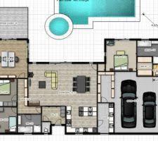 photos et idées plans de maisons en u 423 photos