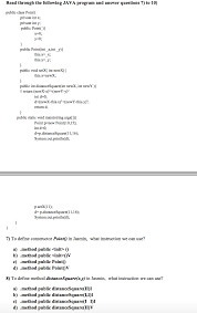 Java Math Ceil Int by Computer Science Archive November 09 2015 Chegg Com