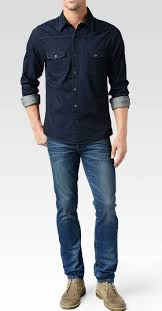 Denim Shirts For Men 5 Must Have Shirt HBEYYIB
