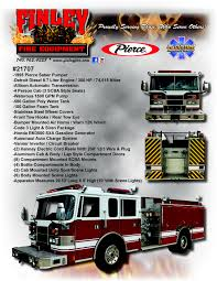 Used Apparatus For Sale – Finley Fire Equipment Co., Inc. Leyland Daf 45150 Fire Engine For Sale Mod Direct Sales Ljackson Truck Atx Car Pictures Real Pics From Austin Tx Streets Apparatus Trucks Emergency Rescue Chief Vehicles Amazoncom Kid Motorz 2 Seater Toys Games 2003 Hme Wtates 75 Quint By Site Youtube Used Ladder Aerials For Sale Firetrucks Unlimited Bremach 60 Xtreme Riv 4x4 Appliances Evems Limited China New Hot 6x4 In Japan Buy Howo Foam 6cbm Fighting Deep South 19962017 Pierce Lance Pumper Details Engines Pumpers