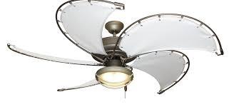 raindance antique bronze nautical ceiling fan w 52 spring frame