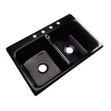 white kitchen sink menards sinks bar specialty brown flooring