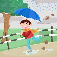 Park Clipart Rainy 96