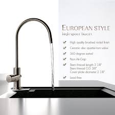 Bathtub Spout Cover Plate by Ispring Ga1 B European Designer Lead Free Drinking Water Faucet