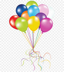 Balloon Birthday Clip art Transparent Balloons PNG Picture