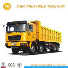 China Manufacture Shacman 8*4 Dump Truck/Tipper Truck - China Tipper ...