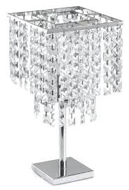 Crystal Table Lamp Finials by Table Lamps With Crystals Hanging Crystal Lamp Shade Finial Lamp