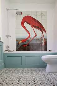 flamingos in the house flamingo bathroom inspiration and bath