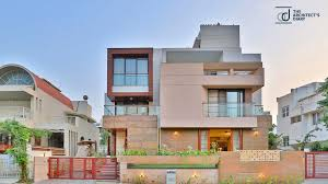 100 Cubic House The Contemporary Tvakshati Architects The Architects