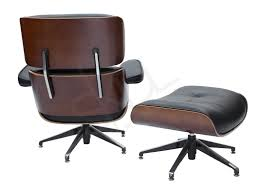 Replica Eames Lounge Chair | 5 Star Ottoman