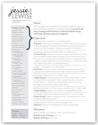 BC Design Consulting Resume Voluntary Action Orkney Examples Of Impressive CV Designs DzineBlog Com