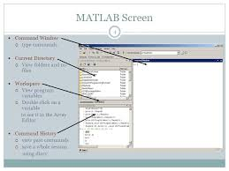 introduction to matlab ppt download
