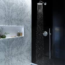steinberg serie 100 dusch set mit unterputzthermostat und