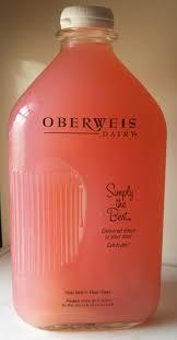 Oberweis Dairy Raspberry Lemonade – Eat Like No e Else