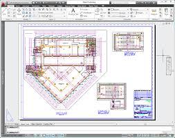 AutoCAD 2011 Default Layout UI Look