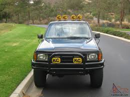 100 Toyota Trucks 4x4 For Sale BACK TO THE FUTURE MARTY MCFLY 1985 TOYOTA PICKUP 4X4