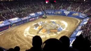 100 Monster Truck Show Portland Jam 2016 Moda Center 11316 Oregon YouTube