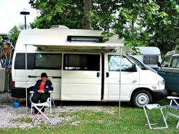 European VW T4 Camper Versions