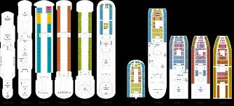 Majesty Of The Seas Deck Plan 10 by Majesty Of The Seas Deck Plans Cruiseind