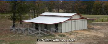 Shed Row Barns Texas by Sweetwater Barn Company