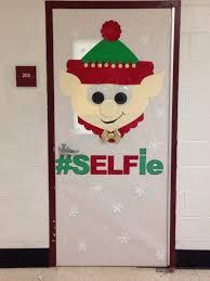 Unique Christmas Office Door Decorating Idea by Backyards Office Door Christmas Decorating Ideas Merry For