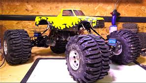 Incredible ¼ Scale Killer Krawler Is The RC Monster Truck Your ... Chevy Power 4x4 18 Scale Rc Offroad Monster Truck Is An Stunts Buildbox Game Template Adventure Theme Song Adventures Jtelly Youtube Buy Easy To Reskin With Police Car And Friends Cartoons Spectacular Home Facebook Blaze The Machines S03e15 Tow Team 1080p Nick Vector Cartoon On The Evening Landscape In Pop Art Hard Hat Harry Jsd Cinedigm Watch Your Name Is Mud Online Pure Flix Wash 3d For Kids Hello Here Our New Cool