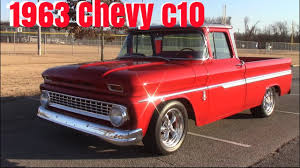 100 1963 Chevy Truck Chevy C10 Walk Arounddrive YouTube