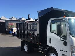 100 Rts Trucking 2017 Isuzu NPR EFI Dump Truck Feature Friday Bentley Truck Services