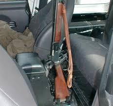 I miss the gun rack days