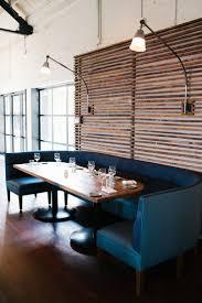 kitchen attractive cool banquette restaurant restaurant seating