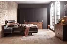 nolte concept me schlafzimmer basalt nussbaum möbel letz