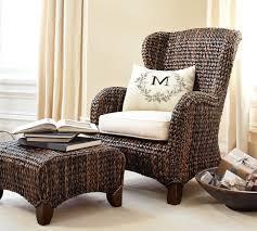 Pottery Barn Seagrass Club Chair by Best 25 Wingback Armchair Ideas On Pinterest Armchair