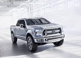 Ford Atlas Pickup Truck Concept | Manteresting