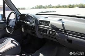 1996 FORD BRONCO XLT 4WD AUTOMATIC A C