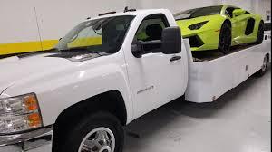 100 Ramp Truck Car Hauler Custom YouTube