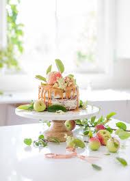 Caramel Apple Cake 8