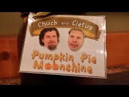 Cooked Pumpkin Pie Moonshine by Pumpkin Pie Moonshine Youtube