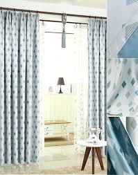baby blue curtains yoryor me