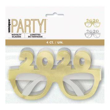 Paper Glasses Set 2020