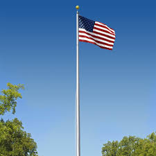 Amazon.com : Super Tough Commercial Grade Sectional 25 Ft. Flagpole ... Buy 15 Ft Commercial Flagpole With External Rope Halyard Rated At Silver Internal Cable Revolving Truck Systems For 5 Inch 02 Red Billet Alinum Flag Pole Speed Pole Llc 20 X 4 Coinental All Nations Company 2 Diameter Cap Style Flags Poles Toyota Tundra Holder Using Factory Rail Holes Rago 25 Vanguard Series 134 Inch Stationary Smu On Twitter Food Trucks Are Back At The Flagpole Please 16 Telescoping Fiberglass Kit Camco 51606 Double Sheaves